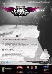 carnival snowboard ff