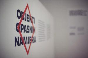 objekti opasnih namjera izložba